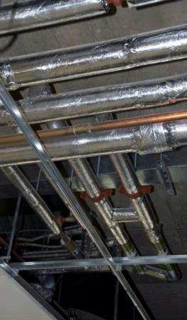 Ceiling Ducts